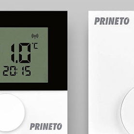 Room Temperature Controller Web